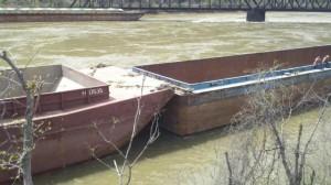 barges breakaway