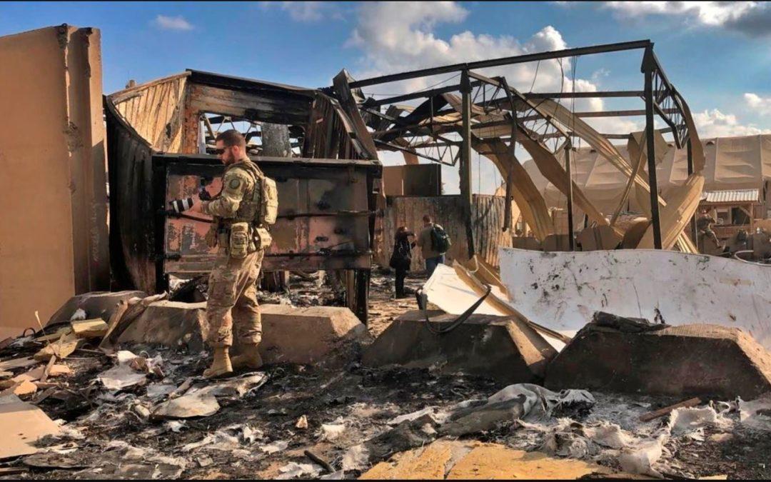 Iran Retaliation Flight PS752 PTSD